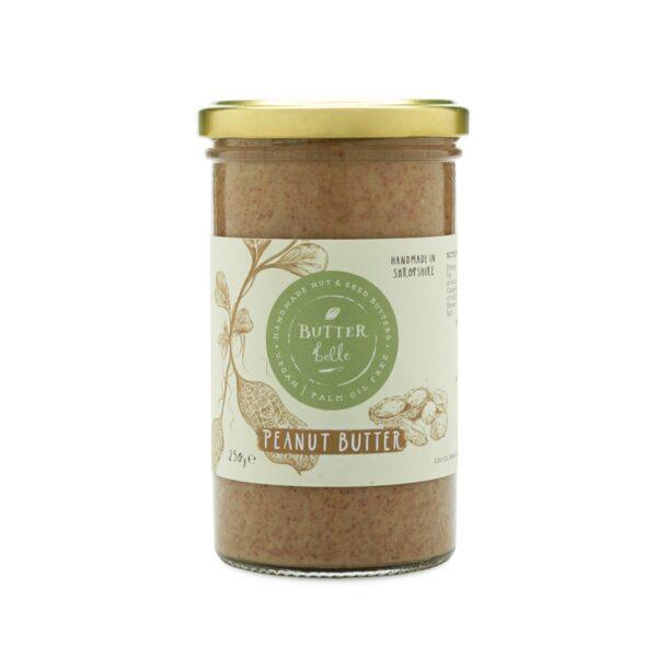 Butterbelle Handmade Smooth Peanut Butter
