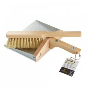 Eco Living Dustpan Brush