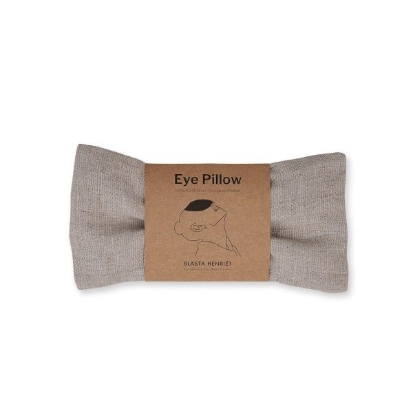 Blästa Henriët Wheat Eye Pillow – Plain