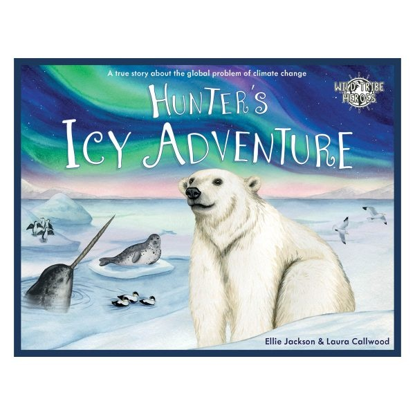 Hunter's Icy Adventure