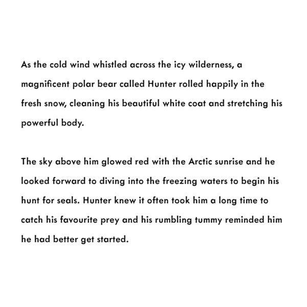Hunter's Icy Adventure