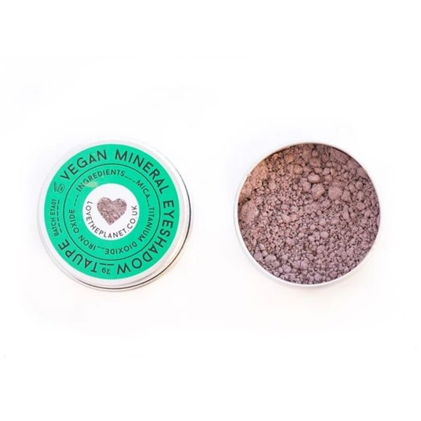 Love The Planet Eyeshadow Taupe