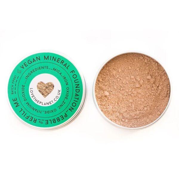 Love The Planet Foundation Pebble Tin