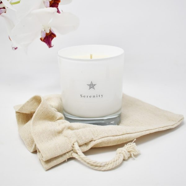 Oliver Ash Serenity 'Anxiety' Soy Wax Candle