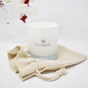 Oliver Ash Tranquil 'Calming' Soy Wax Candle