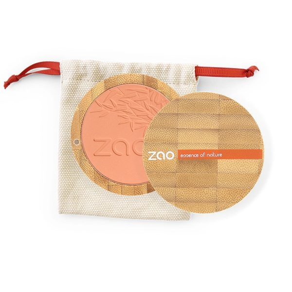 ZAO Natural Radiance Compact Blush